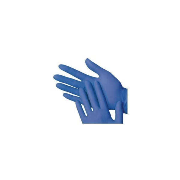 PVC Gloves vinyl without powder 100 pcs box.