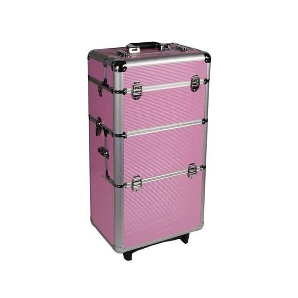TROLLEY pink 2 in 1
