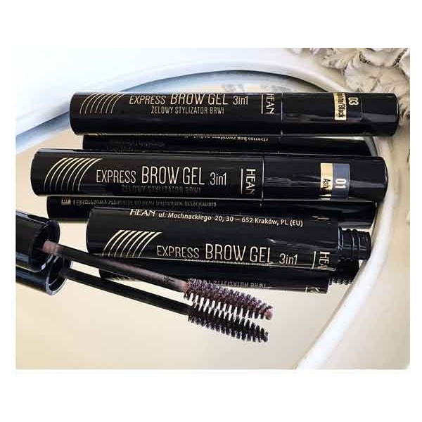 Eye brow gel 3in1