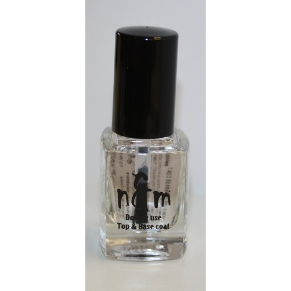 DOUBLE USE 13ml base & top coat