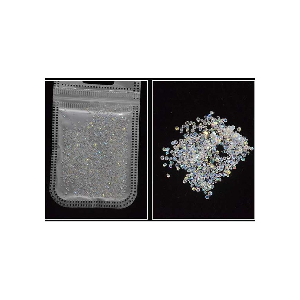 Nail Art Rhinestone in box