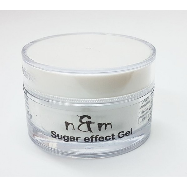 Sugar effect UV gel