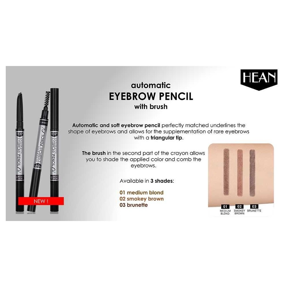 Automatic Eyebrow pencil