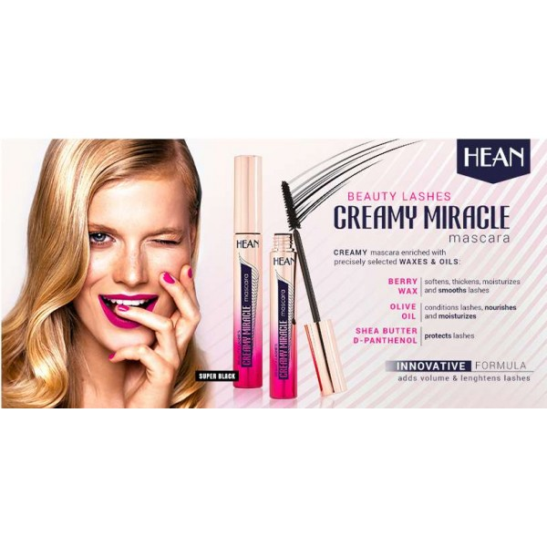 Creamy Miracle mascara