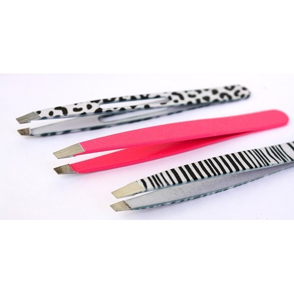 BEAUTY/COSMETIC TWEEZERS. Quality stainless steel. Perfect tip alignment